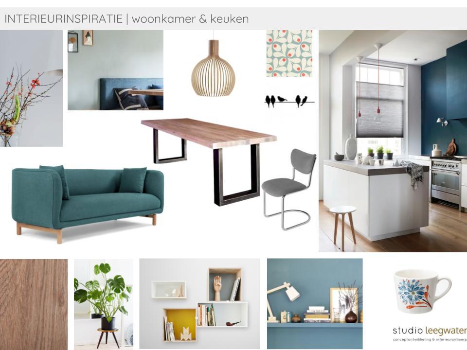 Woonkamer En Keuken : Interieurinspiratie woonkamer & keuken de nieuwe emma studio