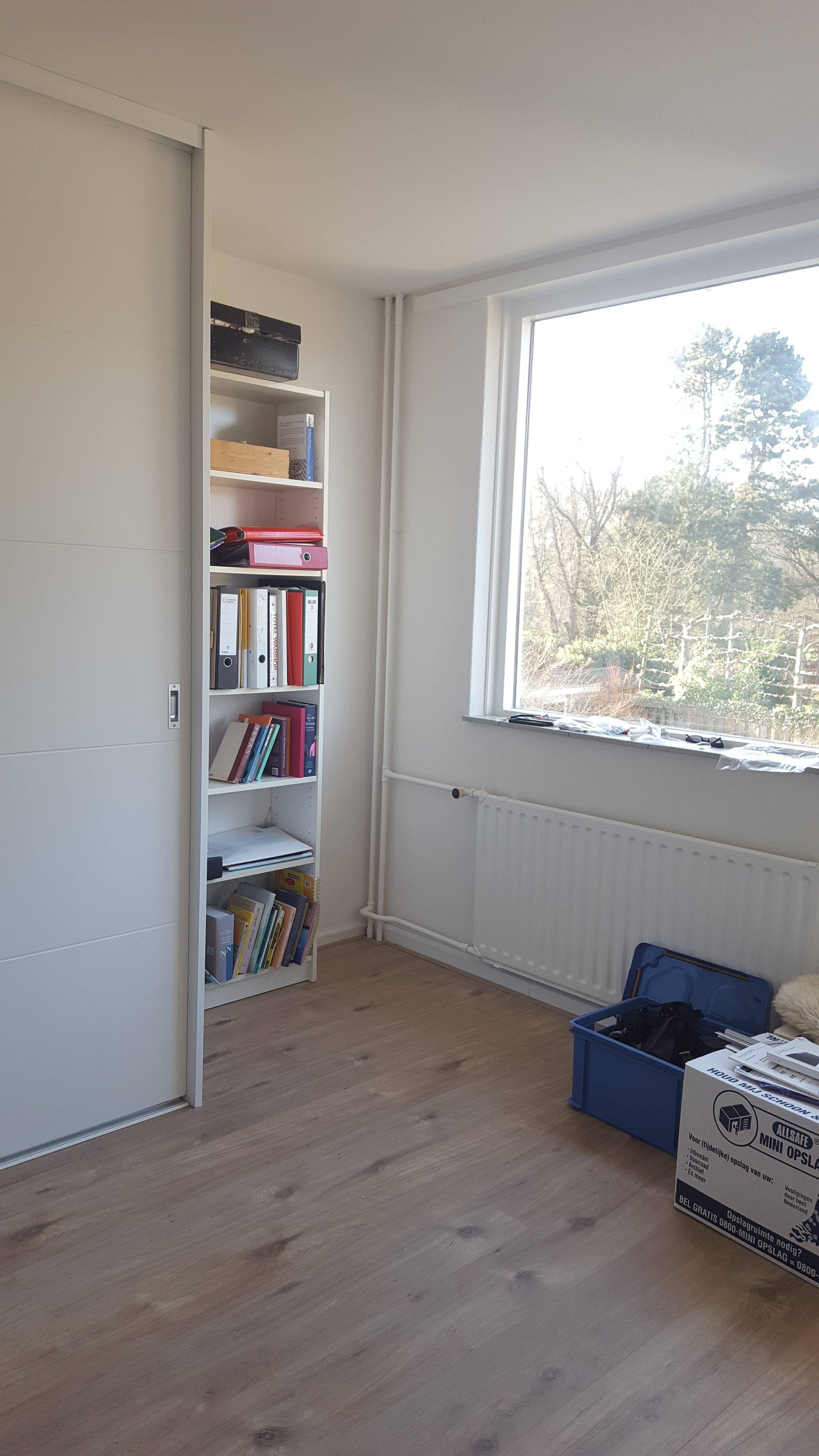 Vloer slaapkamer 2-onder-1-kapwoning Noord-Holland - Studio ...